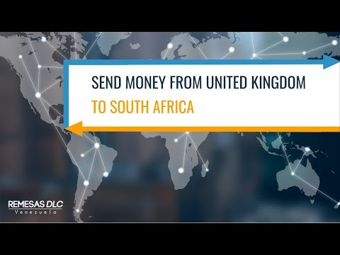 🔵 Fast Way To Send Money From UK To South Africa | Remesas DLC Venezuela