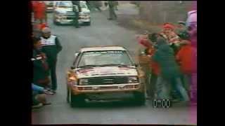 Rallye Monte Carlo 1985