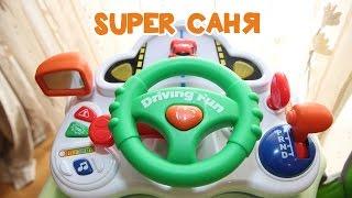 видео Детские рули купить | игрушки детские рули в интернет-магазине V3Toys.ru