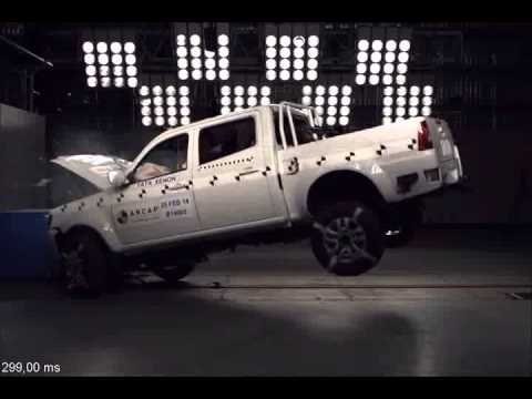 ANCAP CRASH TEST: Tata Xenon