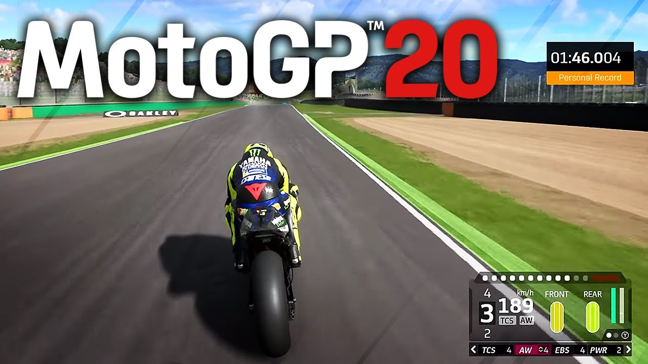 MOTOGP 20 GAMEPLAY | First Look at Gameplay from MotoGP 20 Game (PS4 / PC / Xbox) - YouTube
