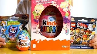 polly pocket egg the lego movie and moshi monsters toys