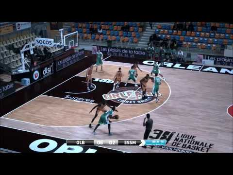Orléans Loiret Basket Espoirs - ESSM Le Portel Espoirs 2016/2017
