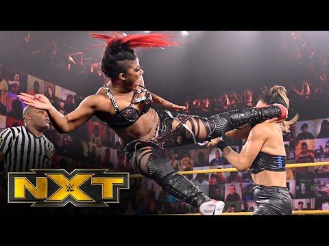 Ember Moon & Toni Storm vs. Dakota Kai & Raquel González: WWE NXT, Nov. 18, 2020