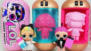 Baby Doll Capsules and Jelly Layer LOL Surprise Under Wraps Blind Bag toys play - 토이몽