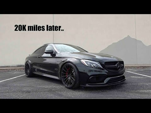 20K Miles In A C63 AMG | Is It Worth Keeping? (Long Term Owner Review)