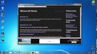 New PC=Probleme la Minecraft! HELP!