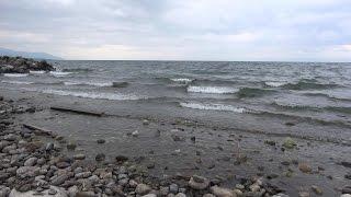 Байкальская сказка. Часть-3. Первое знакомство с Байкалом и первое купание (ночное).