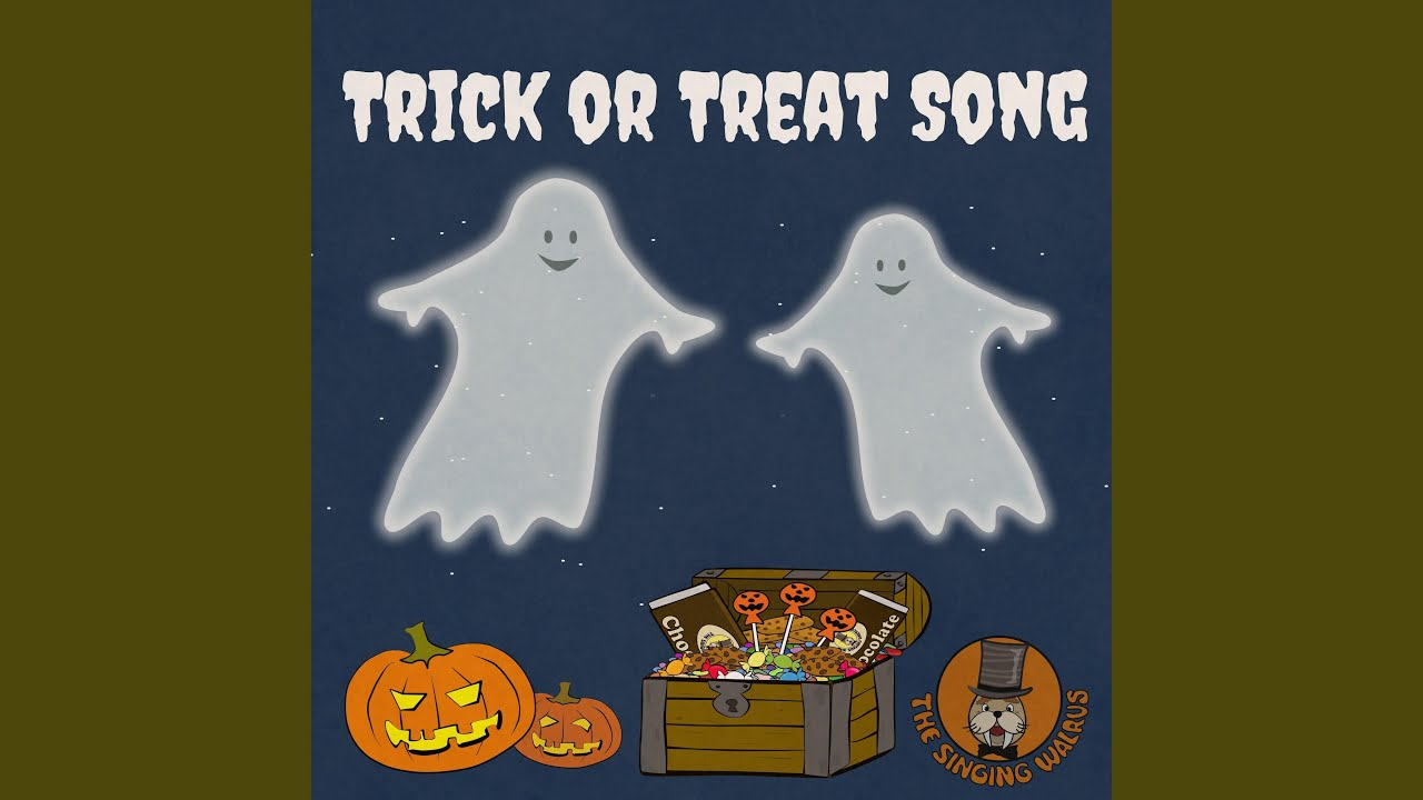 Trick Or Treat Song Youtube