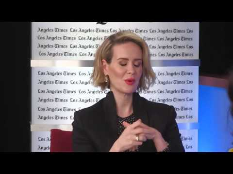 Emmy Contender Chat: Sarah Paulson of 'American Horror Story'