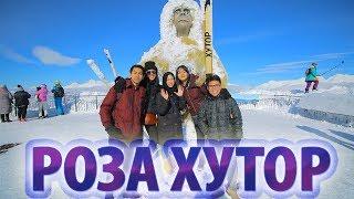 Beautiful Winter in Sochi, Russia - TRAVEL VLOG