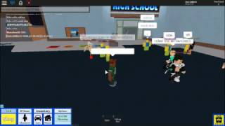 Roblox High School Hacked?