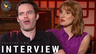 IT Chapter Two SPOILER Interviews with Bill Hader, Jessica Chastain and More