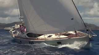 Oyster 575 BVI Regatta HD