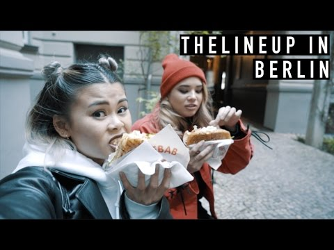 TheLineUp In Berlin
