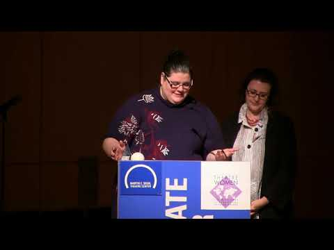 2017 Gilder/Coigney International Theatre Award: Adelheid Roosen