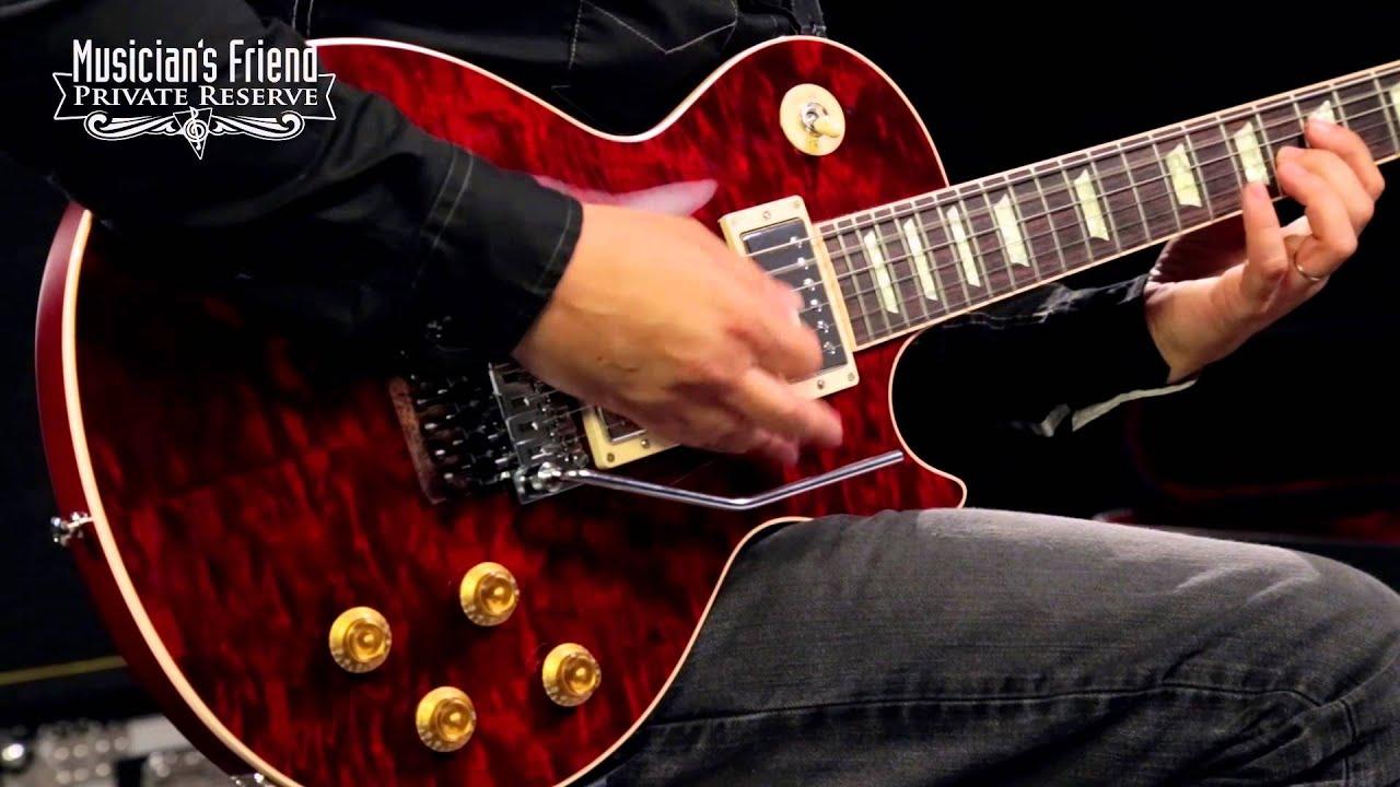Gibson Custom Alex Lifeson 40th Anniversary R40 Les Paul