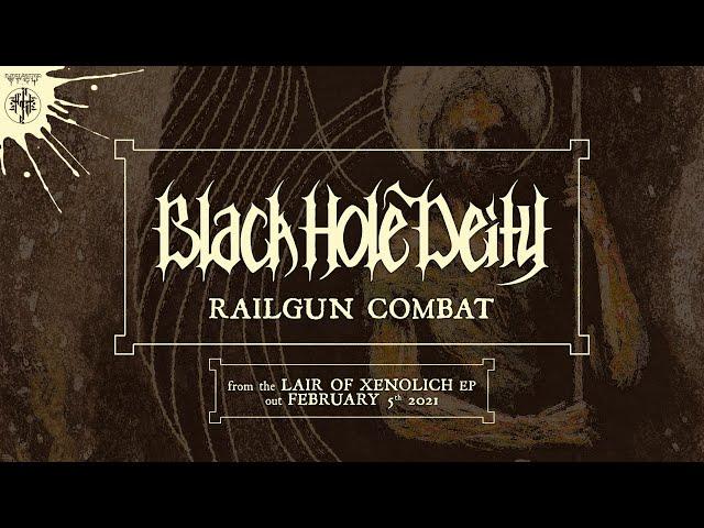 BLACK HOLE DEITY