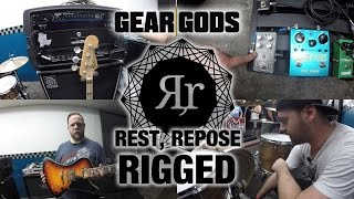 GEAR GODS RIGGED - Rest, Repose