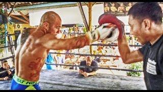 Roger Huerta in Tiger Muay Thai