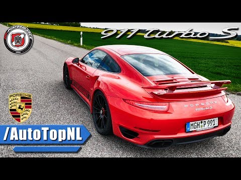 Porsche 911 TURBO S 750HP PP Performance DRIVE & SOUND by AutoTopNL