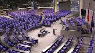 Парламент — место для экскурсий. Как прошел день открытых дверей в Бундестаге