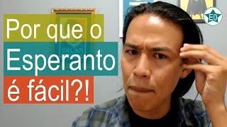 Por que o Esperanto é fácil? | Esperanto do Zero!