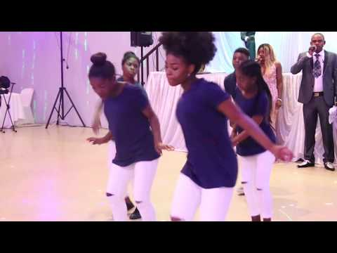 CONGOLESE BEST DANCE( FIVE2 GROUP)