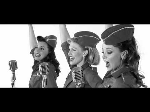 Don't Sit Under The Apple Tree - The Andrew Sisters (Cover By The Spinettes)