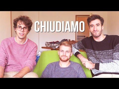 CHIUDIAMO.