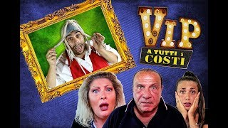 CHEF SCANNAVACCIUOLO (Vip a tutti i costi) parodia Antonino Cannavacciuolo