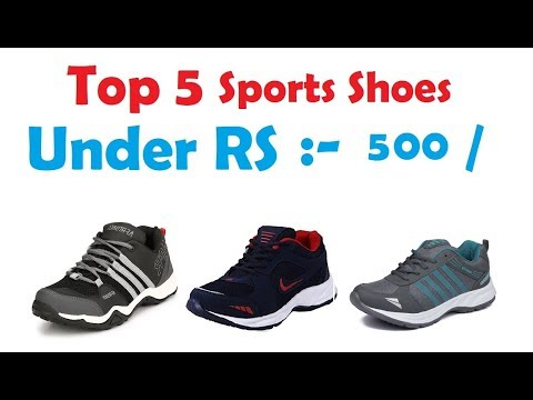 Top Sports Shoes under 500 😋 || BEST
