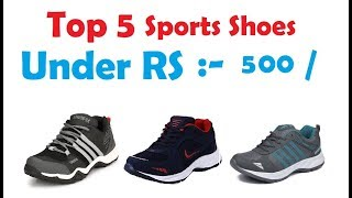 Top Sports Shoes under 500 😋 || BEST QUALITY  || HIGHLY RATED