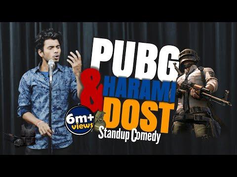 PUBG & Harami Dost || Standup Comedy || Aditya Mehta