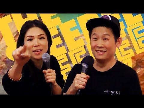 Aiko Tanaka on The Steebee Weebee Show