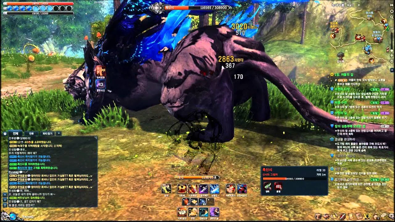 big discount super cheap sports shoes Blade and Soul Assassin Gameplay Field Boss Solo ~