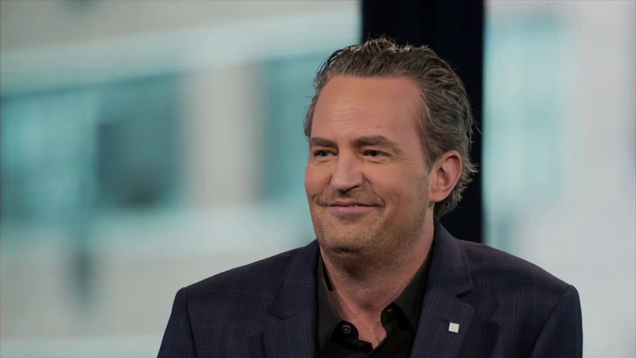 Matthew Perry is engaged!: 'I happened to be dating the greatest ...