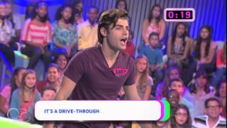 Teen Beach Movie | Win, Lose or Draw 😱 | Disney Channel UK