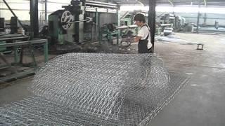 Gabion Manufacturing