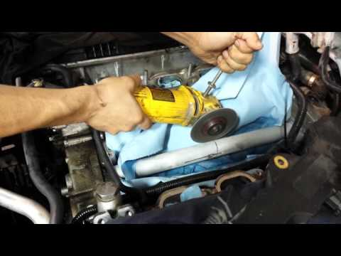 Bmw N62 coolant transfer pipe