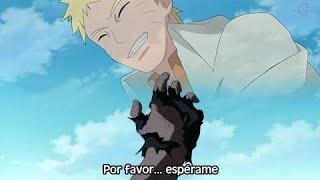 Sasuke recuerda a Naruto por última vez antes de morir - Naruto Shippuden /Boruto