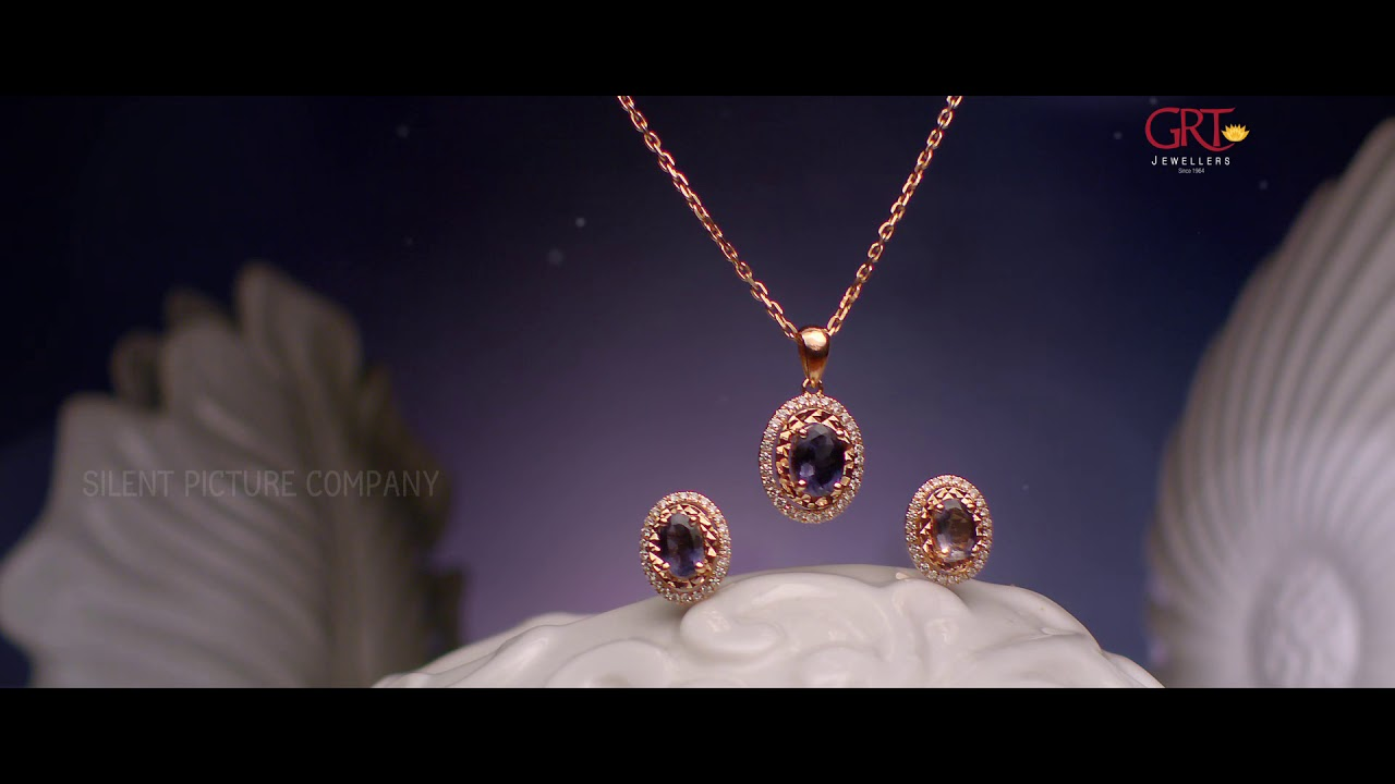 Grt Jewellers Rose Ratnam Collection Youtube
