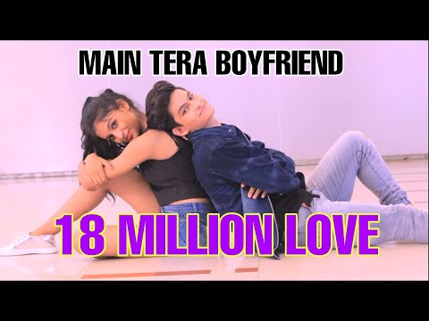 MAIN TERA BOYFRIEND / NEW DANCE CHOREOGRAPHY 2017  VIDEO SACHIN AND SHRUTI SHREEKANT AHIRE