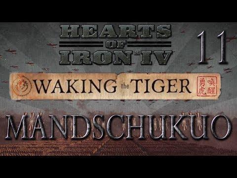 HoI 4 Waking the Tiger Mandschukuo 11 Déjà-vu (Deutsch / Hearts of Iron 4 / Preview )