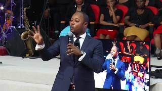 Have you ENCOUNTERED GOD?  Pastor Alph LUKAU (Preaching)