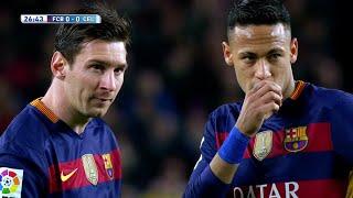 Lionel Messi vs Celta Vigo (Home) 15-16 HD 720p - English Commentary