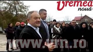 Dumitru Buzatu si Eddi Popica - fata in fata cu protestatarii de la Protectia Copilului!