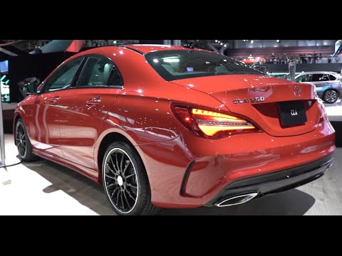 car review 2017 mercedes benz cla 250 future car youtube. Black Bedroom Furniture Sets. Home Design Ideas