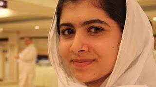 14-Year-Old Gunned Down by Taliban: Malala Yousafzai