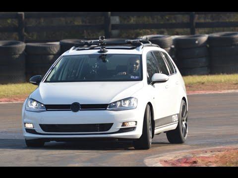REVOTechnik VW Golf Sportwagen TDI Stage 1 - (Track) One Take